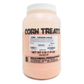 Gold Medal Corn Treats Savory Mix, Cheddar Cheese (4 lbs.)