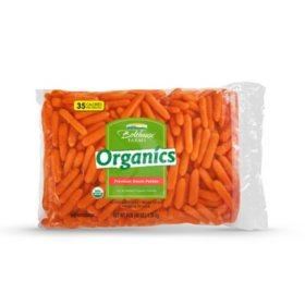 Organic Petite Baby Carrots (3 lbs.)