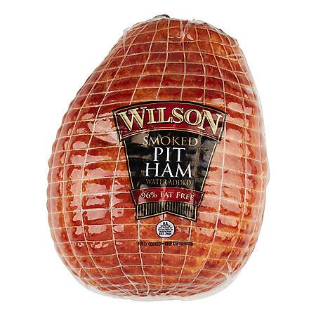 Wilson Food Service Pit Ham (priced per pound)