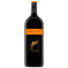 Yellow Tail Merlot (1.5 L)