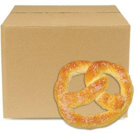 Sweet Dough Parbaked Cafe Pretzels - Frozen, Bulk Wholesale Case (60 ct.)