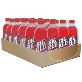 Big Red Soda (16.9oz / 24pk)