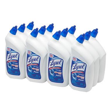 Lysol Professional Toilet Bowl Cleaner Bundle - 32 oz. - 12 ct.