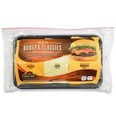 Great Midwest American Burger Classics Cheese Tray (2 lbs.)