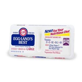 Eggland's Best Large Grade AA Eggs (18 ct.)