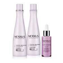 Nexxus Youth Renewal Youthful Radiance System (2 - 13.5 fl. oz. + 1 - 0.94 oz.)
