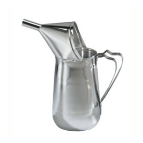 Gold Medal Stainless Steel Funnel Cake Pitcher