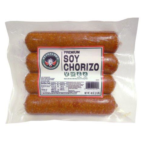 Reynaldo's Soy Chorizo (3 lbs.)