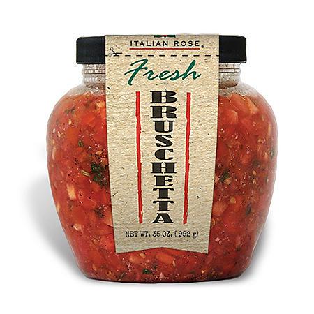 Italian Rose Fresh Bruschetta (35 oz.)