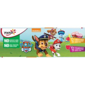 Yoplait Kids Variety Pack (24 pk., 113g each)