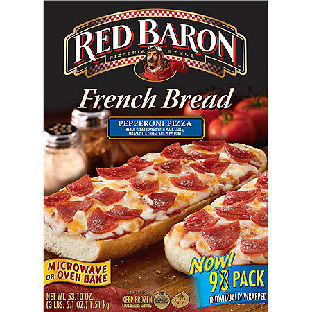 Red Baron? French Bread Pizza