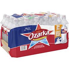 Ozarka 100% Natural Spring Water, Sport Bottle (700 ml, 24 pk.)