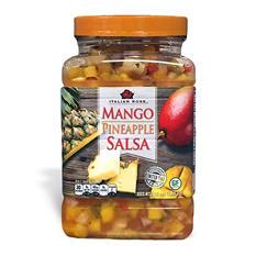 Italian Rose Mango Pineapple Salsa (48 oz.)