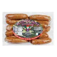 Kountry Boys Pork and Venison Smoked Sausage (2.5 lbs.)