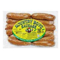 Kountry Boys Jalapeno Pork and Beef Smoked Sausage (2.5 lbs.)