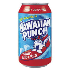 Hawaiian Punch - Fruit Juicy Red - 12 oz. cans - 6 pk. - 4 ct.