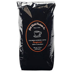 Gold Medal Decaffeinated Colombian Supremo Coffee (12 oz. bag, 12 ct.)