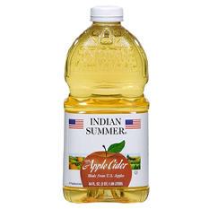 Indian Summer Apple Cider - 8 pk. - 64 oz.