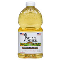 Indian Summer Premium Apple Juice (64 fl. oz, 8 ct.)