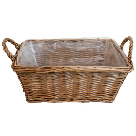 Floralife Willow Basket with Liner - 30 ct.