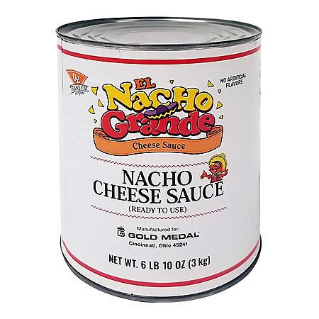 Gold Medal El Nacho Grande Nacho Cheese Sauce (6 pk.)