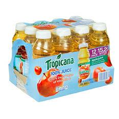 100% Apple Juice 12/15.2 oz.