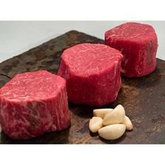USDA Certified Organic Grass-Fed Beef, Filet Mignon (6 oz. steaks, 8 ct.)