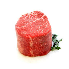 Black Angus USDA Prime Filet Mignon (6 oz. steaks, 4 ct.)