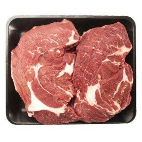 USDA Choice Angus Beef Chuck Roast (priced per pound)