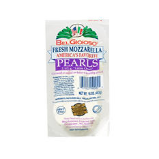 BelGioioso Fresh Mozzarella Pearls (16 oz.)