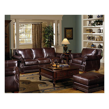 sams club living room furniture chesterfield set 4 pc sam s club 18669