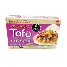 Organic Tofu Extra Firm (3 lbs.)