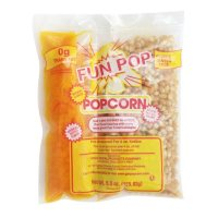 Gold Medal Funpop Popcorn kits, for use with 4 oz. Poppers (36 kits per case, net wt. 5.5 oz.)