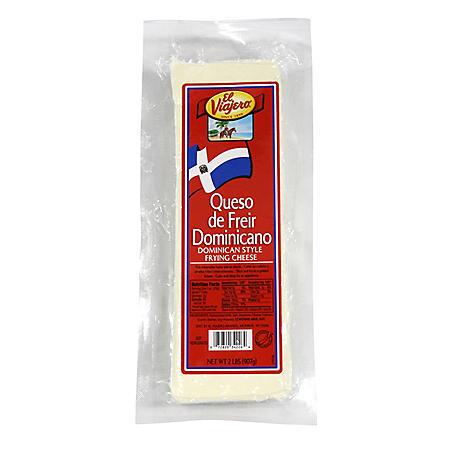 El Viajero Dominicano Cheese (2 lbs.)