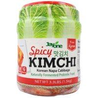Jayone Fresh Korean Napa Cabbage Kimchi (3.3 lbs.)