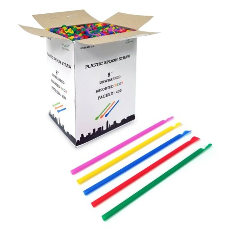 Spoon Straws (800 ct.)