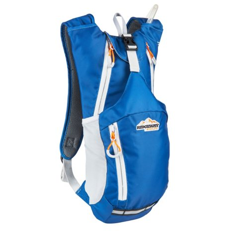 Ridgeway by Kelty Monarch 5L Hydration Pack, Blue