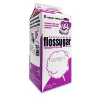 Gold Medal Winter Frost Peppermint Cotton Candy Sugar Floss (1.5 gal., 6 ct.)