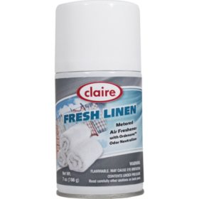 Claire Metered Air Freshener Refills, Choose Your Scent (7oz., 4ct.)