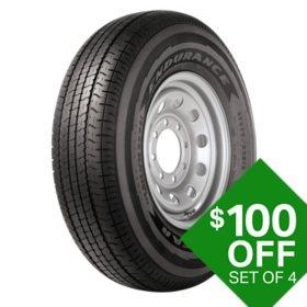 Goodyear Endurance - ST225/75R15/E 117N Tire