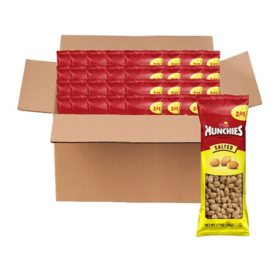 Munchies Salted Peanuts (1.37 oz., 32 ct.)