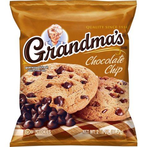 Grandma's Cookies, Select Flavor (20 pk.)