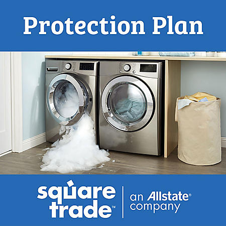 SquareTrade 4-Year Large Appliance Protection Plan ($0 - $999)