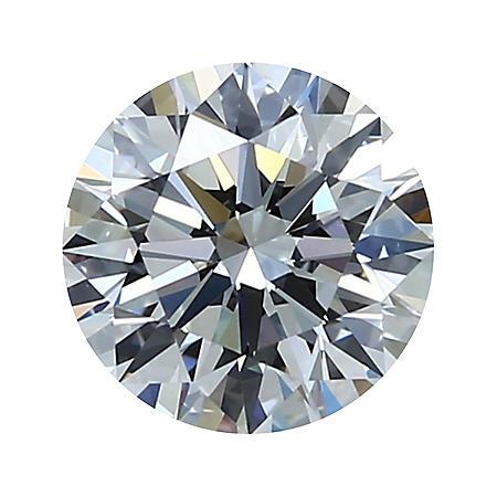 Premier Diamond Collection 2.03 CT. Round Brilliant Diamond - GIA (F, VVS2)