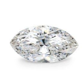 Premier Diamond Collection 3.00 CT. Marquise Cut Diamond - GIA (G, IF)