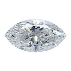 Premier Diamond Collection 1.00 CT. Marquise Cut Diamond - GIA (E, VS1)