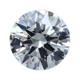 Premier Diamond Collection 2.01 CT. Round Brilliant Diamond - GIA (D, VS1)