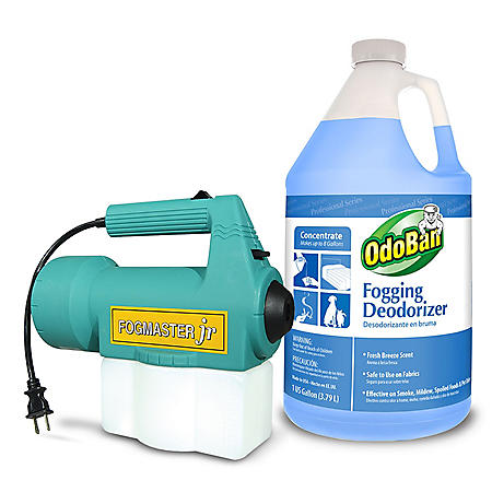Odoban Fogmaster and Deodorizer Bundle