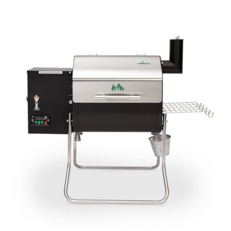 Green Mountain Grills Davy Crockett Wi-Fi-Enabled Grill and Accessory Bundle