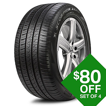 Pirelli Scorpion Zero A/S Plus - 265/40R22/XL 106Y Tire